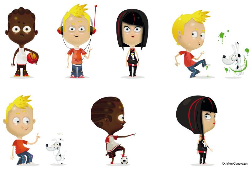 sport and leisure activity child illustration