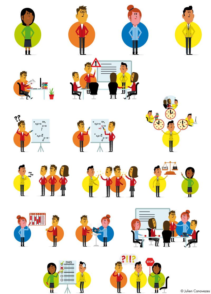 internal corporate communication