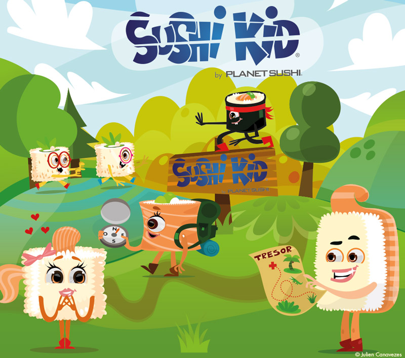 illustration communication pour enfants