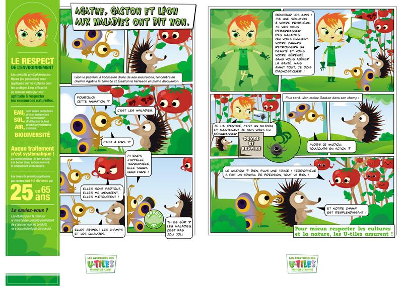 educational comics for children