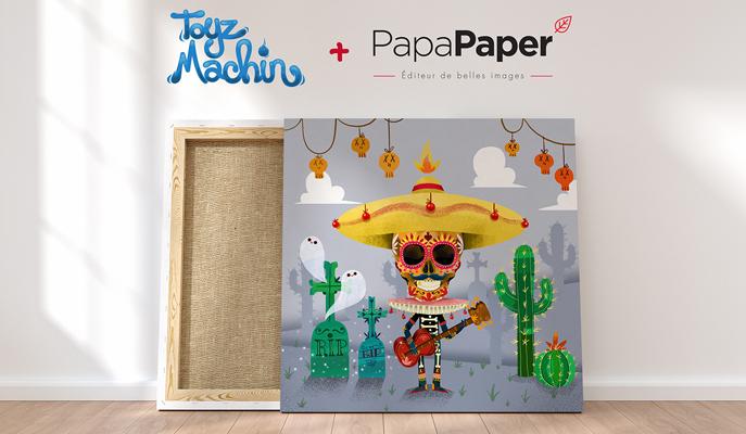 papa paper