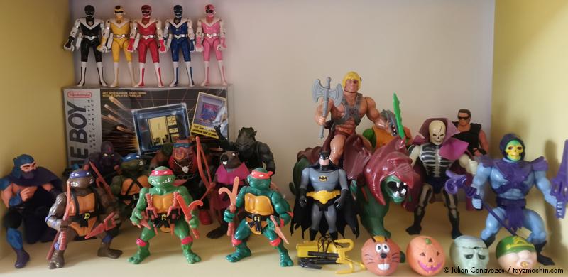 jouet des années 1980 et 1990