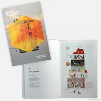 la biennale des créateurs d'illustration