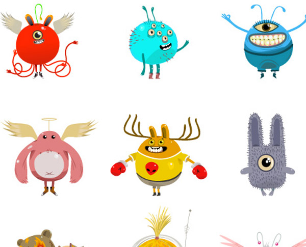 Illustrateur de mascottes