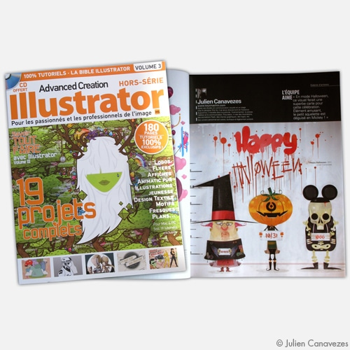 magazine illustrator