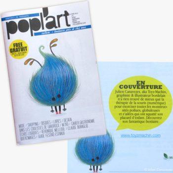 Magazine popl'art