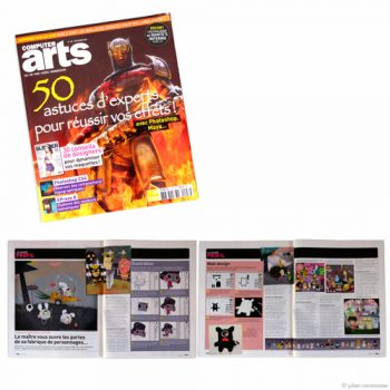 magazine d'arts